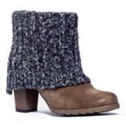 MUK LUKS® Chris Cuffed Womens Boots