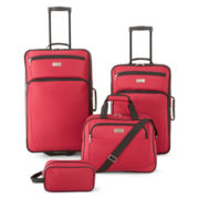 Protocol® Roman 4-pc. Luggage Set