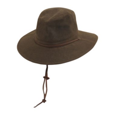 jcpenney.com | DPC™ Outdoor Oilcloth Safari Hat