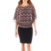 by&by Smocked Necklace Top or Bodycon Skirt