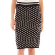 XOXO® Knit Pencil Skirt