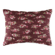 Home Expressions™ Amber Rose Oblong Decorative Pillow