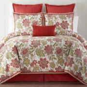 CLOSEOUT! JCPenney Home™ Tuscany Jacobean 4-pc. Comforter Set