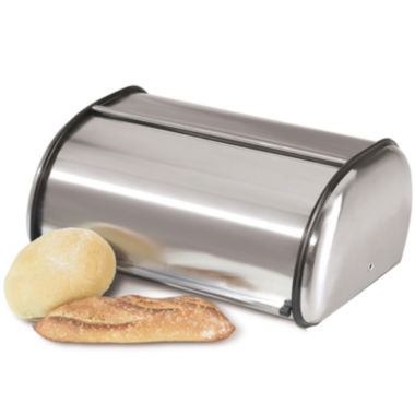 jcpenney.com | OGGI™ Stainless Steel Bread Box