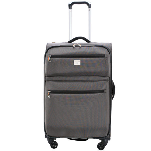 """Dockers® 25"""" Superlight Expandable Spinner Upright Luggage"""