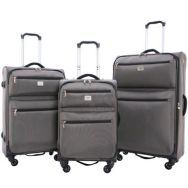 jcpenney.com | Dockers® Superlight Spinner Upright Luggage Collection