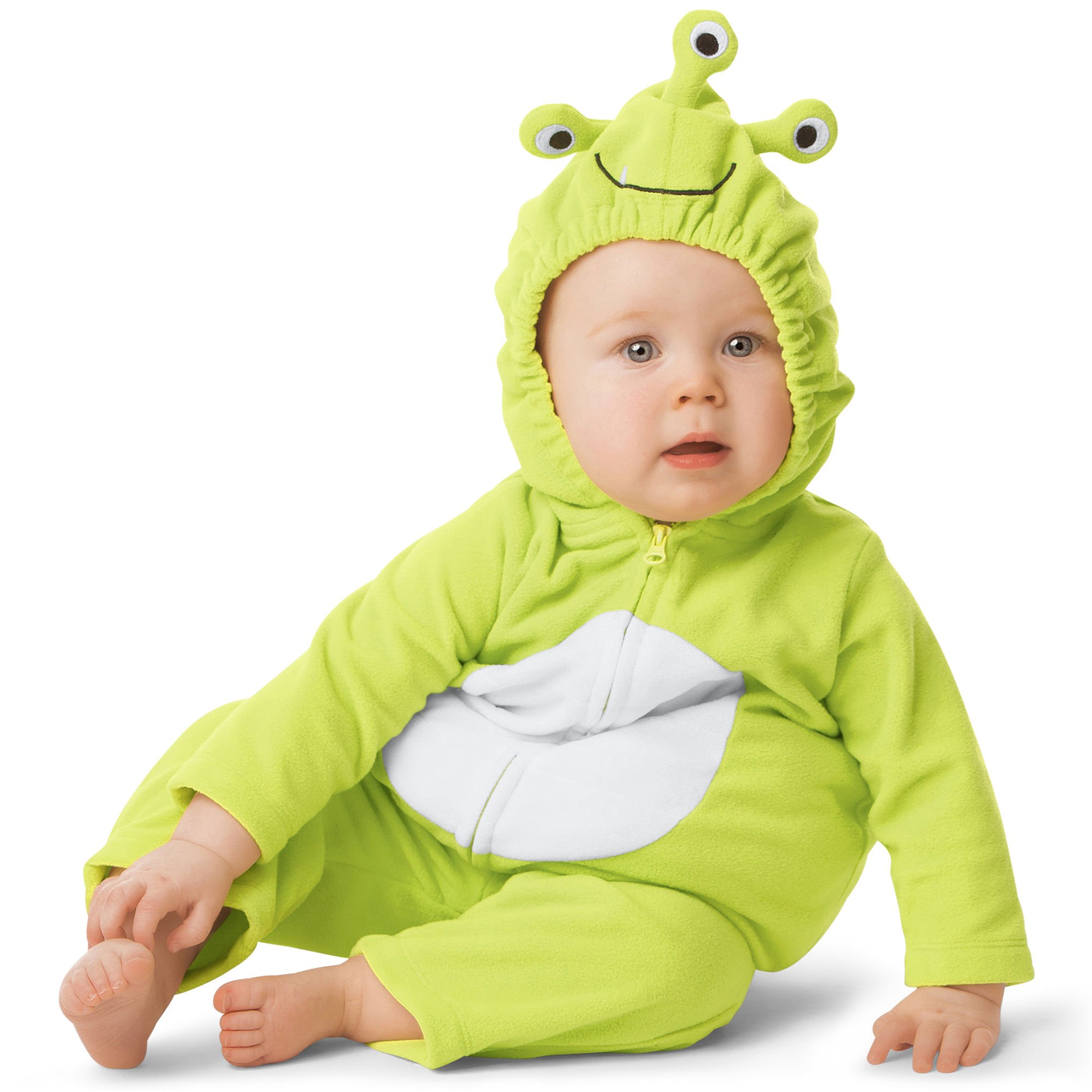 carters alien halloween costume baby boys newborn 24m - Aliens Halloween Costume Baby
