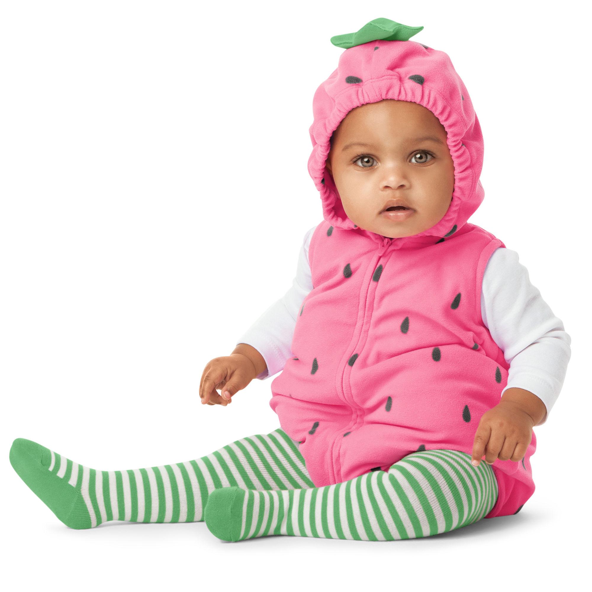 upc 888510967903 - carters 3-6 month bite-sized strawberry halloween