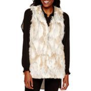 Rewind Faux-Fur Vest