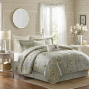 Harbor House Emma 4-pc. Comforter Set & Accessories