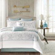 Harbor House Maya Bay 4-pc. Comforter Set & Accessories