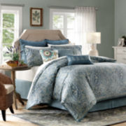 Harbor House Belcourt 4-pc. Comforter Set & Accessories