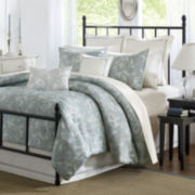 Harbor House Chelsea Paisley 4-pc. Comforter Set & Accessories