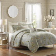 Harbor House Emma 3-pc. Duvet Cover Set & Accessories