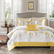 Harbor House Meadow 3-pc. Duvet Cover Set & Accessories