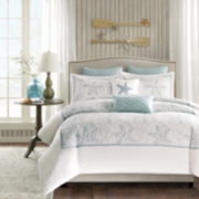 Harbor House Maya Bay 3-pc. Duvet Cover Set & Accessories