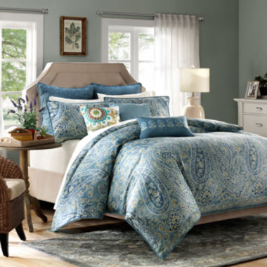 jcpenney.com | Harbor House Belcourt 3-pc. Duvet Cover Set & Accessories