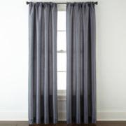 Studio™ Mercer Rod-Pocket/Back-Tab Curtain Panel