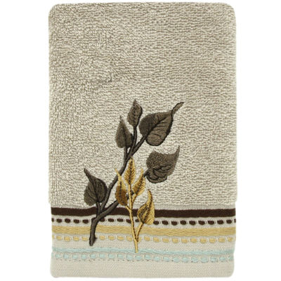 Bacova Birch Reflections Fingertip Towel