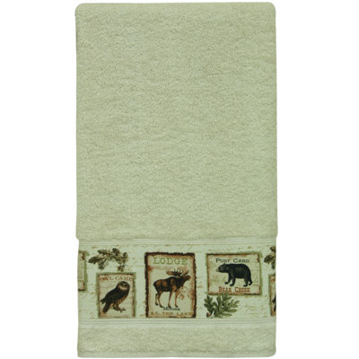 Bacova Lodge Memories Bath Towel