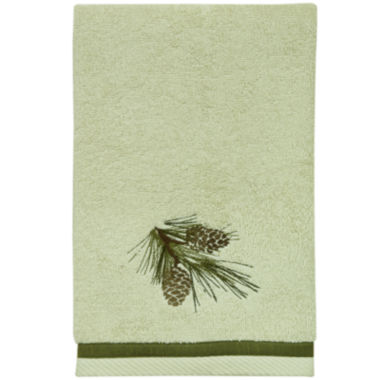 jcpenney.com | Bacova Pinecone Silhouette Hand Towel
