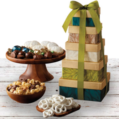 jcpenney.com | Harry & David® Tower of Sweet Treats Gift Box
