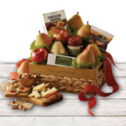 Harry & David® Signature Deluxe Favorites Fruit, Cheese and Nut Gift Basket