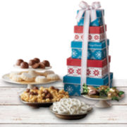 Harry & David® Holiday Tower of Sweet Treats Gift Box