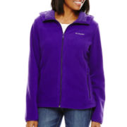 Columbia® Warmer Days THERMAL COIL® Full-Zip Fleece Hoodie