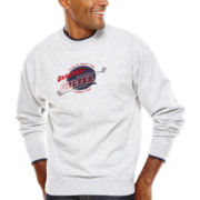 MCcc Sportswear® Embroidered Fleece Crewneck