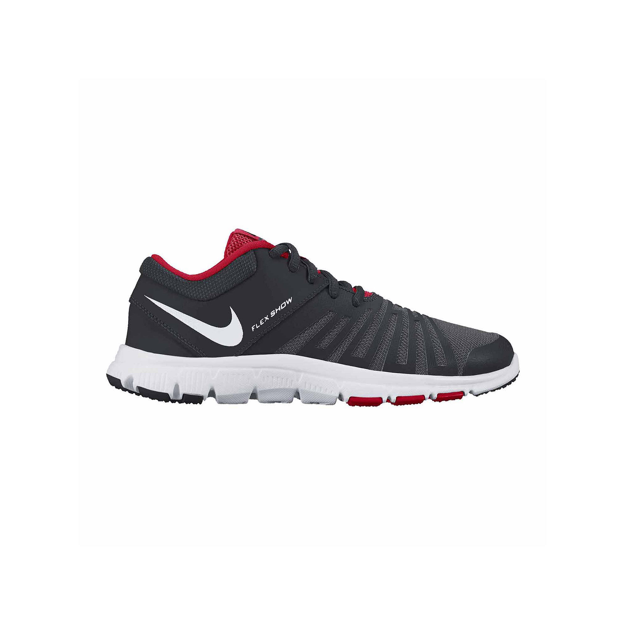 984277551ca04 ... UPC 091204595164 product image for Nike Flex Show Train 5 Boys Running  Shoes - Big Kids ...