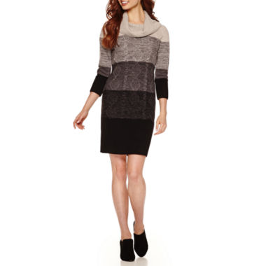 jcpenney.com | Studio 1 Sweater Dress