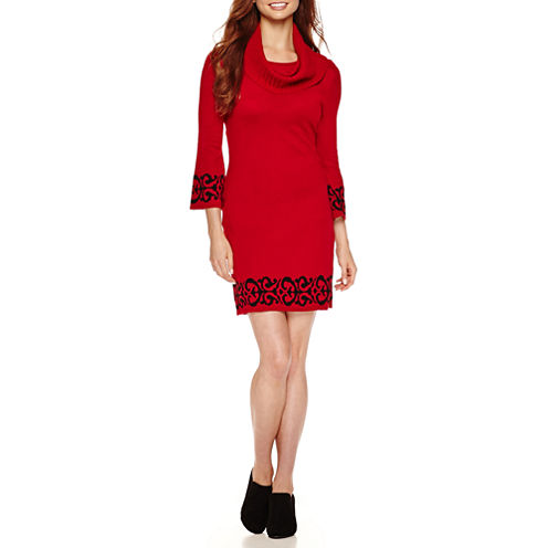 R & K Originals Sweater Dress