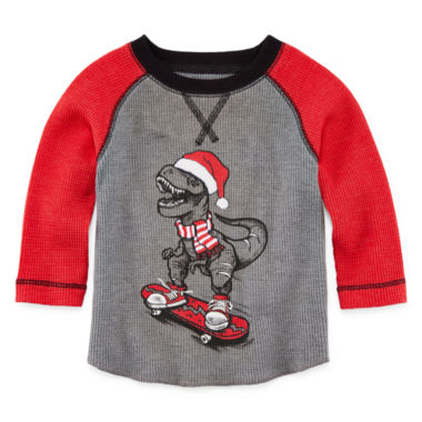 jcpenney.com | Arizona Long Sleeve T-Shirt-Baby Boys