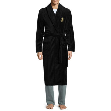 jcpenney.com | U.S. Polo Assn. Long Sleeve Robe