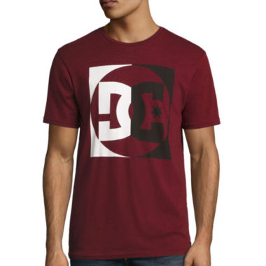 jcpenney.com | DC Shoes Co.® Short-Sleeve Geometry Tee