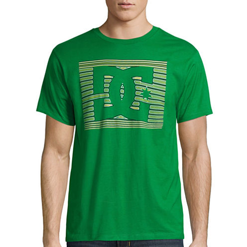 DC Shoes Co.® Short-Sleeve Strokes Cotton Tee