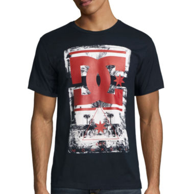 jcpenney.com | DC Shoes Co.® Short-Sleeve Night Out Cotton Tee