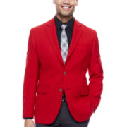 Stafford® Hopsack Classic-Fit Sportcoat