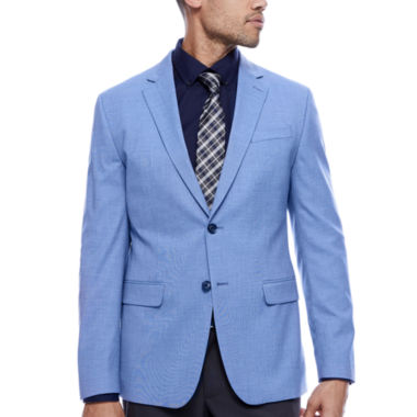 jcpenney.com | J. Ferrar® Texture End-On-End Slim Sport Coat