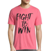 Xersion™ Short-Sleeve Fight Breast Cancer Tee