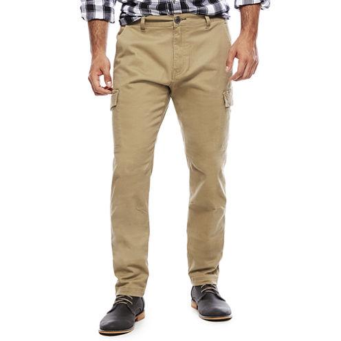 ARGYLECULTURE Slim Cargo Pants