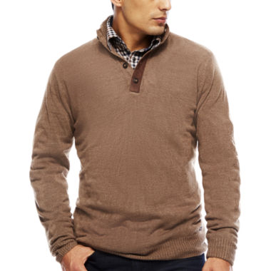 jcpenney.com | ARGYLECULTURE Long-Sleeve Pullover Sweater