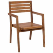 Zuo Modern 2-pc. Patio Dining Chair