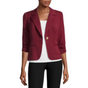 Hollywould Fitted Fit Woven Blazer