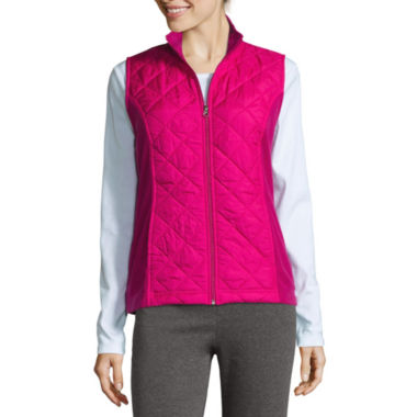 jcpenney.com | Made For Life Quilted Vest-Talls