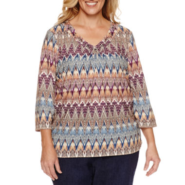 jcpenney.com | Alfred Dunner T-Shirt - Plus
