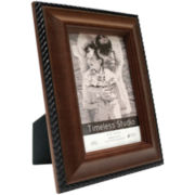 Jessica Walnut-Stained Tabletop Picture Frames