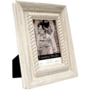 Fiona White Tabletop Picture Frames