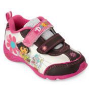 Dora the Explorer  Girls Athletic Shoes - Toddler